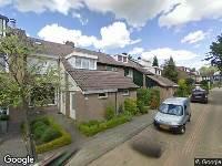 112 melding Ambulance naar Harpdreef in Etten-Leur