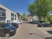 Ambulance naar Veemarkt in Amsterdam