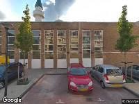 112 melding Ambulance naar Kooiplein in Leiden