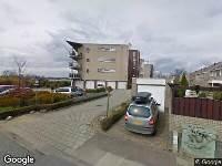 112 melding Ambulance naar Abdis Aleydisstraat in Roermond