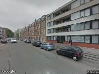 112 melding Ambulance naar Johannes-Brandstraat in Rotterdam vanwege brand