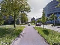 Politie naar Burgemeester Roelenweg in Zwolle vanwege letsel