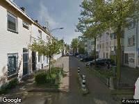 112 melding Brandweer en politie naar Nijhoffstraat in Arnhem