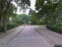 112 melding Besteld ambulance vervoer naar Kerkeboslaan in Wassenaar