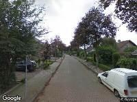 Ambulance naar Oranjestraat in Rijsbergen