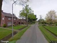 112 melding Brandweer naar Keenterstraat in Weert
