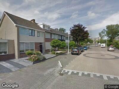Ambulance naar Douwes Dekkerlaan in Papendrecht