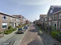 Ambulance naar Burgemeester Trooststraat in Waddinxveen