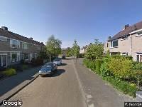 Ambulance naar Roggebotstraat in Purmerend