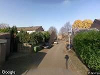Brandweer naar Grimmstraat in Venlo