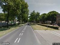 112 melding Ambulance naar Wandelboslaan in Tilburg