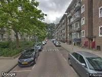 112 melding Ambulance naar Lauernessestraat in Amsterdam