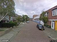 112 melding Ambulance naar Ambachtsstraat in Leidschendam