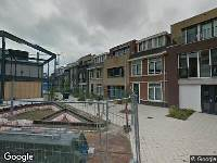 112 melding Ambulance naar Voltastraat in Leiden