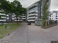 112 melding Ambulance naar Koopvaardijhof in Rotterdam