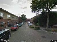 112 melding Ambulance naar Arnulfstraat in Haarlem