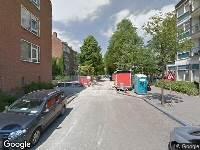 112 melding Ambulance naar Valkenstein in Amsterdam