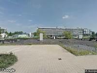 Ambulance naar Ronsseweg in Gouda