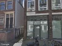 112 melding Ambulance naar Derde Weteringdwarsstraat in Amsterdam