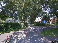 Politie naar Calveenseweg in Amersfoort vanwege aanrijding met letsel