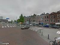 112 melding Ambulance naar Pretorialaan in Rotterdam