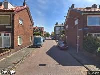 112 melding Ambulance naar Constantijn Huygensstraat in Haarlem