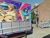112 melding Ambulance naar Raadhuisplein in Hazerswoude-Dorp