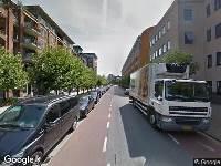 112 melding Ambulance naar Leeghwaterlaan in 's-Hertogenbosch