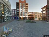 Ambulance naar Gouweplein in Waddinxveen