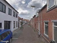 112 melding Besteld ambulance vervoer naar Tholensstraat in Terneuzen