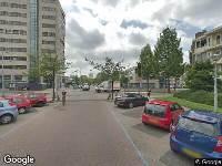 112 melding Brandweer naar Willem van Weldammelaan in Amsterdam vanwege brand