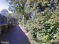 112 melding Politie naar Kattenbosch in Rosmalen vanwege ongeval met letsel