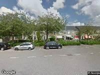 112 melding Ambulance naar Prunuslaan in Ridderkerk
