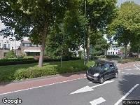 112 melding Politie naar Parklaan in 's-Hertogenbosch vanwege ongeval met letsel