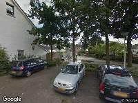 112 melding Brandweer naar Van Hallware in Zwolle