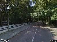 112 melding Ambulance naar Houtlaan in Wassenaar