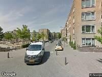 Brandweer naar Marnixstraat in Rotterdam