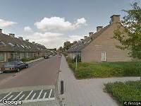 112 melding Ambulance naar Stijn Streuvelsstraat in Waalwijk