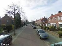 112 melding Ambulance naar Duifstraat in Tilburg