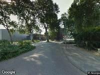 112 melding Brandweer naar Baandersstraat in Rotterdam