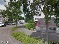 112 melding Brandweer naar Stoomloggerweg in Vlaardingen