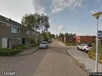 Ambulance naar Boompjesven in Heemskerk