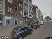 112 melding Ambulance naar Maaskade in Rotterdam