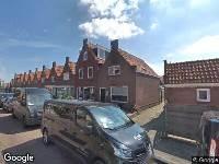 112 melding Ambulance naar Beukenlaan in Volendam
