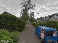 Ambulance naar Cornelis Bregmanstraat in Schagen