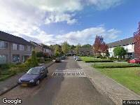 112 melding Ambulance naar Mauritsstraat in Sint-Oedenrode
