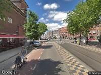112 melding Ambulance naar Ferdinand Bolstraat in Amsterdam