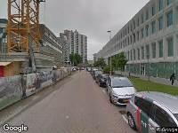 112 melding Ambulance naar Montessoriweg in Rotterdam