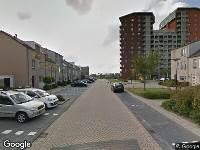 Ambulance naar Begijnenweide in Heemskerk