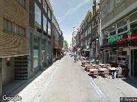 112 melding Politie naar Korte Leidsedwarsstraat in Amsterdam vanwege vechtpartij